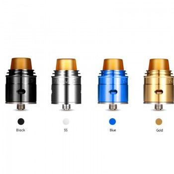 OBS Crius Rebuildable Tank Atomizer 4.2ml - White