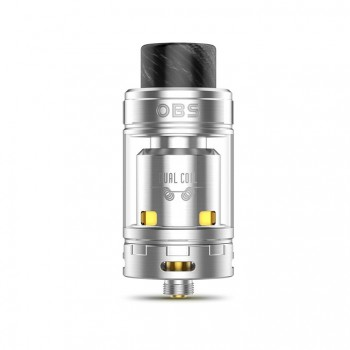 Joyetech Tron-S Atomizer 4.0ml Hidden Adjustable Airflow Side Ejuice View Window-Black