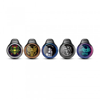 5 colors For Starss Icon Pod Kit