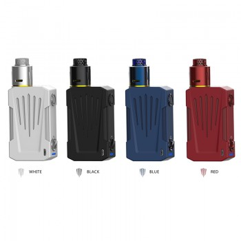 Eleaf iStick 50W Mod Box Kit US Plug- Black