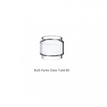 SMOK TFV12 Prince Replacement Bulb Pyrex Glass Tube-8ml