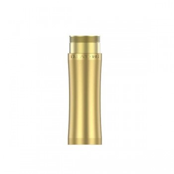 THC Extension Tube Brass in Gold