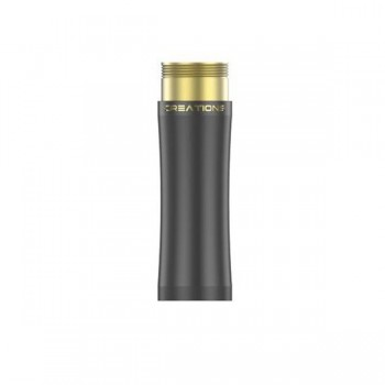 THC Extension Tube Brass in Gun