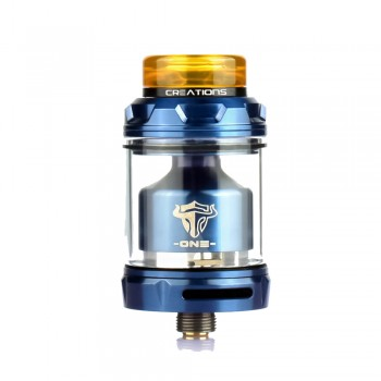 THC Tauren One RTA Blue