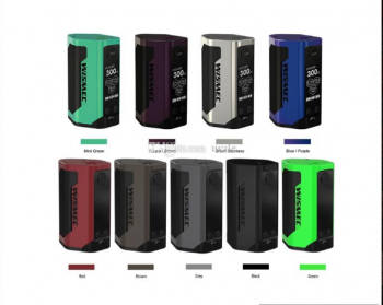 Wismec Bundle Kit with Reuleaux RX2/3  Mod and  Cylin 3.5ml Capacity RTA