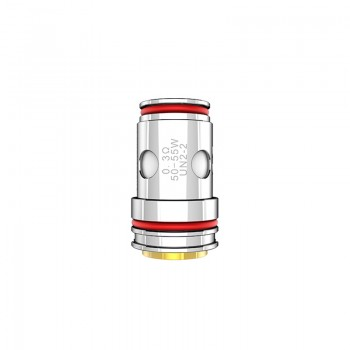 Uwell Crown V UN2-2 Meshed coil 0.3ohm 4pcs
