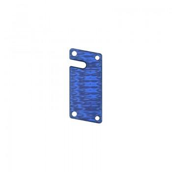 Dovpo Mini E-LVT Box Mod Housing Single 18650 Battery with 2-35W Variable Wattage-Blue