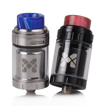 Wotofo Freakshow Mini RDA Tank with Adjustable Bottom Airflow Version-Black