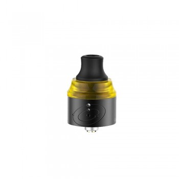 Crusaders Airflow Control 510 Thread DIY Rebuildable Dripping Atomizer - golden