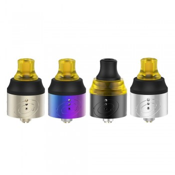 Vapefly Galaxies MTL RDA Colors