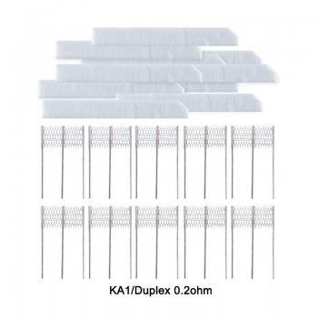 Vapefly Kriemhild II RMC Coil Wire & Cotton