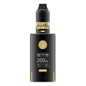 Vapefly Kriemhild Kit Black Gold