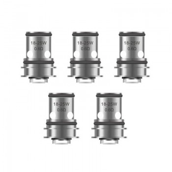Kanger Single Replacement Coil MT32 SOCC Organic Cotton Coil 5pcs-2.2ohm
