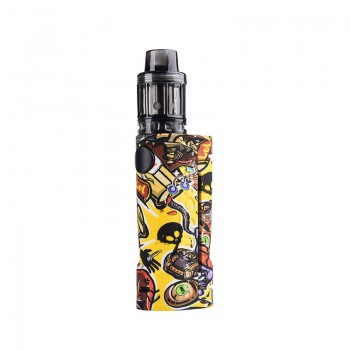 Vapor Storm ECO Kit with Disposable Tank-Cartoon