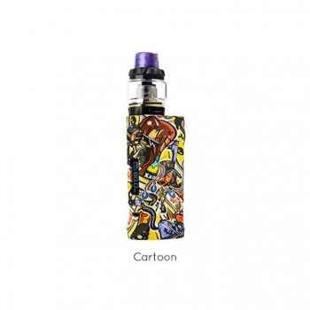 Vapor Storm ECO Pro Kit with Hawk Tank - Cartoon