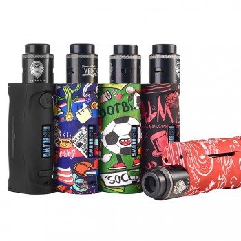 5 colors for Vapor Storm Puma Baby Kit with Lion RDA