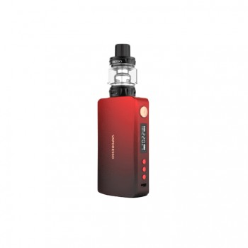 Kanger MT3S Clearomizer with Huge Vapor Compatiable with eGo 510 Series -Red