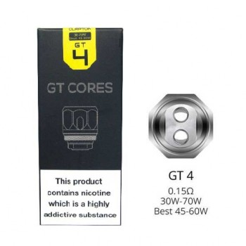 GT4 Mesh Coil 0.15ohm