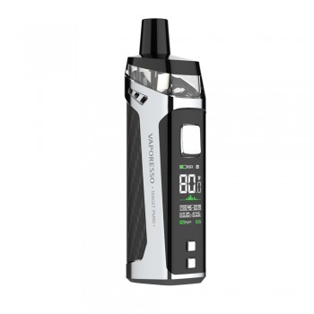 Vaporesso Target PM80 Kit Silver Carbon Fiber