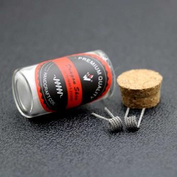 Vivismoke Prebuilt Handcrafted Coil
