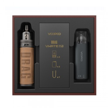 VOOPOO Drag S & Vmate Pod Limited Edition Kit