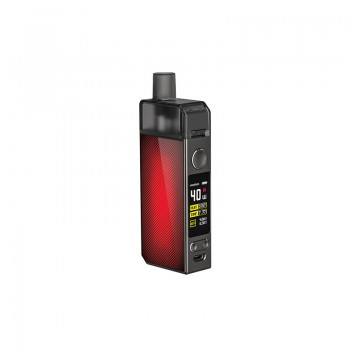 VOOPOO NAVI Mod Pod Kit Lattice Red