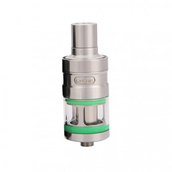 Aspire Vivi Nova-S Glass BVC Clearomizer Silver