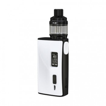 Eleaf  iJust  Starter Kit Telescopic Mod BDC Clearomizer with US Plug-Stainless