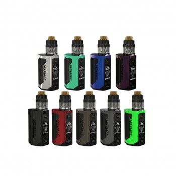 Wismec SINUOUS P80 80W Mod with 2ml Elabo Mini Atomizer Kit