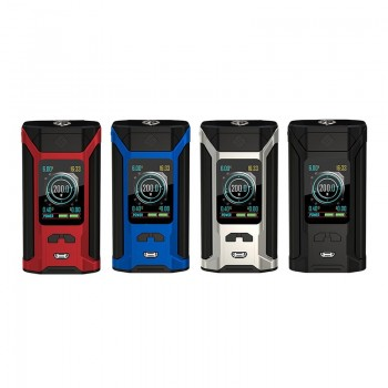 SMOK X Pro Plus 80W VW/VT Box Mod 4400mah Build-in Battery 100-600°F Variable Temprature-Black