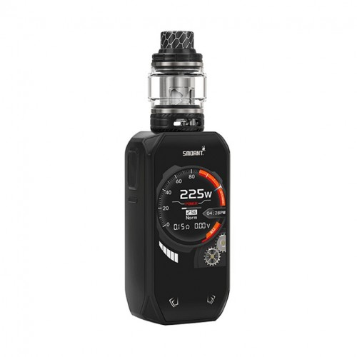Smoant Naboo 225W Kit with Naboo Tank - Black