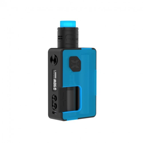 Vandy Vape Pulse X BF 90W Squonk Kit Standard Version - Frosted Cyan