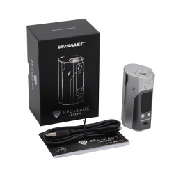 Wismec Reuleaux RX200S 200W TC Mod