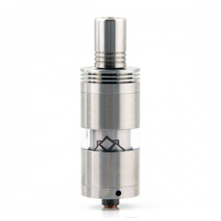 6.0ml chid V4 RTA Rebuildable Tank Atomizer Quad Posts 2.2mm Airflow Holes-Stainless Steel