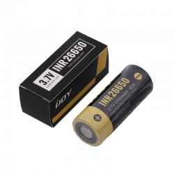 IJOY INR 26650 Rechargeable Lithium Battery 40A 3.7V 4200mah