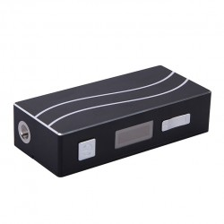 Sigelei 50W VR2 Variable Voltage / Variable Wattage Box Mod - black