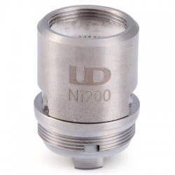 Youde UD Ni200 OCC Replacement Coil Head for Goliath V2 Atomizer 5pcs - 0.15ohm