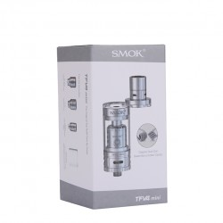SMOK TFV4 Mini Atomizer Sub Ohm Tank 3.5ml Tank Atomizer(Full Kit)-Stainless Steel