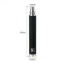 Vision Spinner I Variable Voltage Battery 1300mah - black
