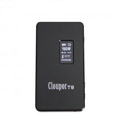 Cloupor T8 150W VV / VW Box Mod - black