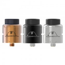 3 colors for Oumier Armadillo RDA