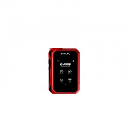 Smok G-PRIV 220 TC/VW  220W Touch Screen Mod Powered by Dual 18650 Cells - Red