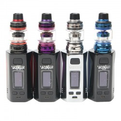 4 colors for Uwell Valyrian 2 Kit