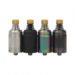4 colors for Vandy Vape Berserker V1.5 Mini MTL RTA