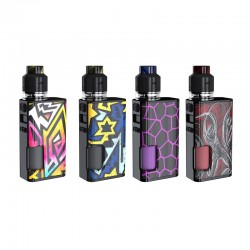 4 colors for Wismec Luxotic Surface Kit