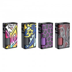 4 colors for Wismec Luxotic Surface Mod