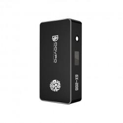 Dovpo GX-200 Mechanical Mod Dual 18650 Battery Compatible Viravle Voltage Mod-Black