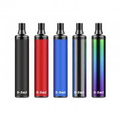 5 colors for DOVPO D-Salt Pod System Kit