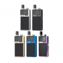 5 colors for Lost Vape Orion Q Kit