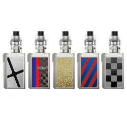 5 Colors for VOOPOO Alpha Zip Kit